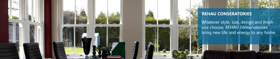 Rehau Conservatories