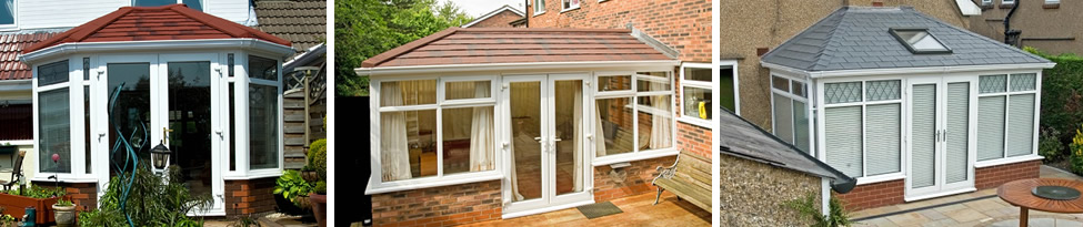Conservatory Warm Roofs