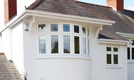 REHAU Windows and Frames
